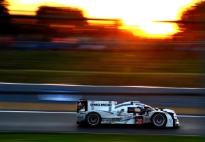 Porsche #20 at 24 Hours of Le Mans 2014 - Credit: Nic Redhead