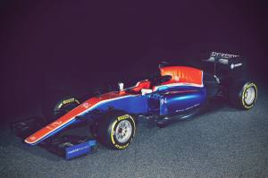 Manor Racing MRT05 Reveal photo - Photo credit- Manor Racing Team