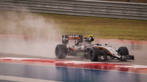 Sergio Perez - US GP 2015 - Copyright Joe McGowan